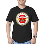 1st Force Support Group Men's Fitted T-Shirt (dark