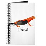 Newt + Bird = Nerd Journal