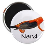 Newt + Bird = Nerd Magnet
