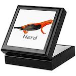 Newt + Bird = Nerd Keepsake Box