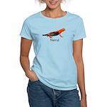Newt + Bird = Nerd Women's Light T-Shirt