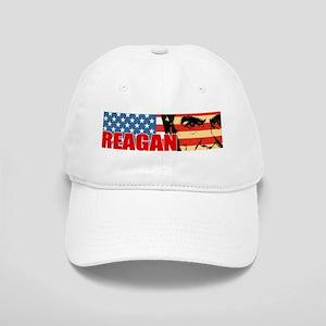 Reagan - Flag face Cap