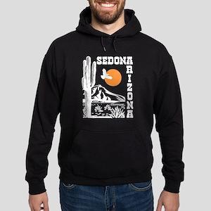 Sedona Arizona Hoodie (dark)