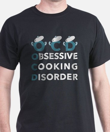 Unique Ocd obsessive cat disorder T-Shirt