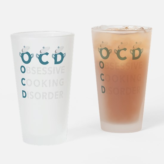 Cool Disorders Drinking Glass