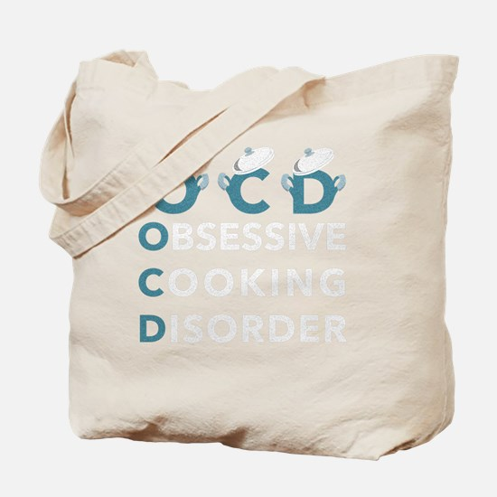 Cute Ocd obsessive cat disorder Tote Bag
