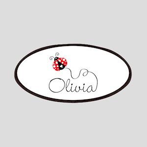 Ladybug Olivia Patches