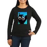Thoc Women's Dark Long Sleeve T-Shirt