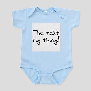 next big thing Infant Bodysuit