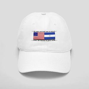 USA - Nicaragua Unite!!! Cap