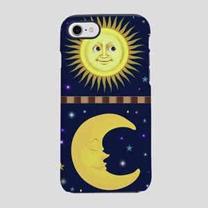 Sun, Moon & Stars iPhone 7 Tough Case