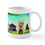 Thoc House Cat Mug Mugs
