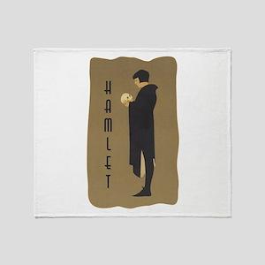 Hamlet Throw Blanket