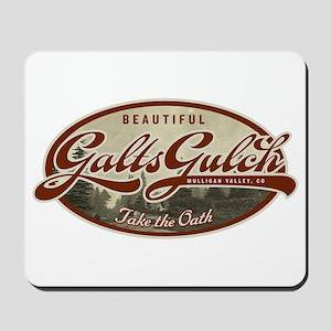 Galt's Gulch Mousepad