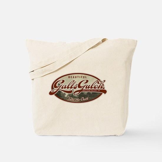 Galt's Gulch Tote Bag