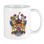 Coat Of Arms Drawing No Lettering Mugs