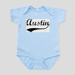 Vintage Austin Infant Creeper