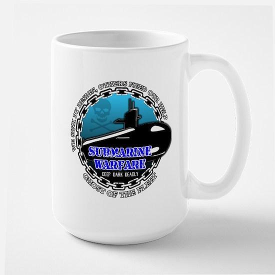 Deep Dark Deadly Large Mug