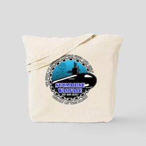 Deep Dark Deadly Tote Bag