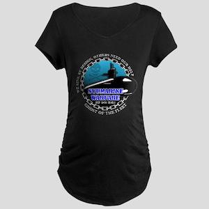 Deep Dark Deadly Maternity Dark T-Shirt