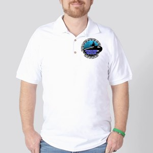 Deep Dark Deadly Golf Shirt