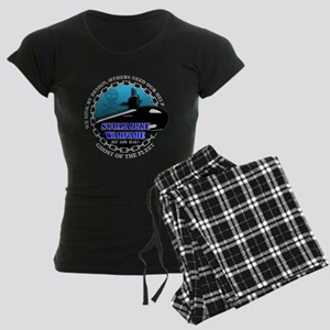 Deep Dark Deadly Women's Dark Pajamas