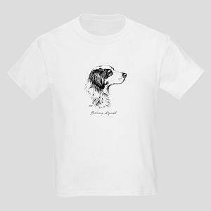Brittany Spaniel Kids Light T-Shirt