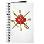 Badge, No Lettering Journal