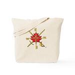 Badge, No Lettering Tote Bag