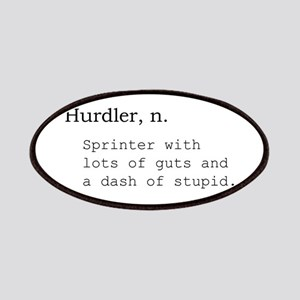 Hurdler Patches