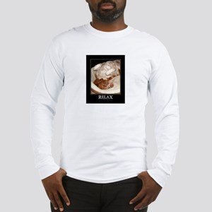 Brittany Spaniel Long Sleeve T-Shirt