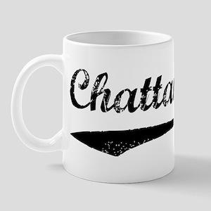 Vintage Chattanooga Mug