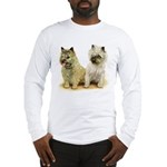 Cairn Terrier Long Sleeve T-Shirt