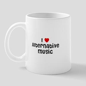 I * Alternative Music Mug