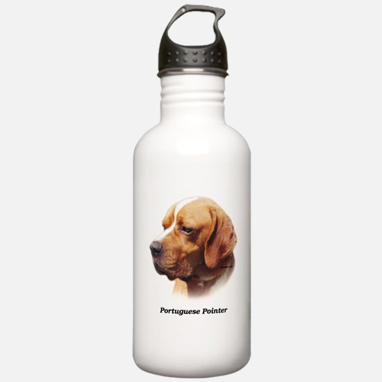 Portuguese Pointer Water Bottle