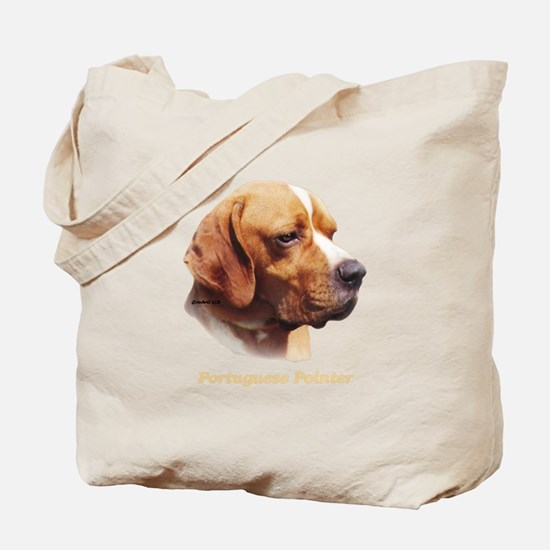 Portuguese Pointer Tote Bag