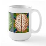 Large Brain Mood Mug