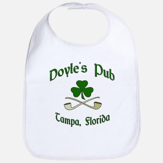 """Doyle's Pub/Crossed Pipes"" Bib"