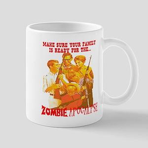 Zombies-be ready Mug