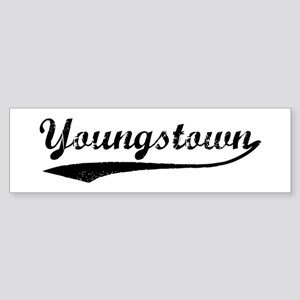 Vintage Youngstown Bumper Sticker