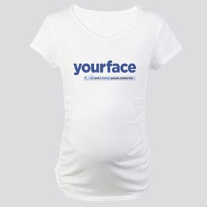 yourface Maternity T-Shirt