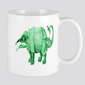 here be dragons Mug