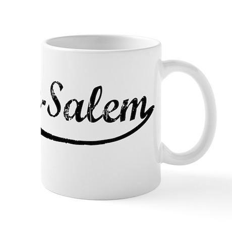 Vintage Winston-Salem Mug