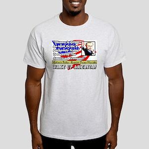 Obama Is An Idiot! Putin Light T-Shirt