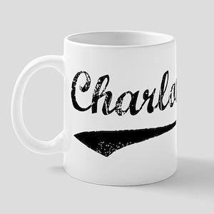 Vintage Charlotte Mug