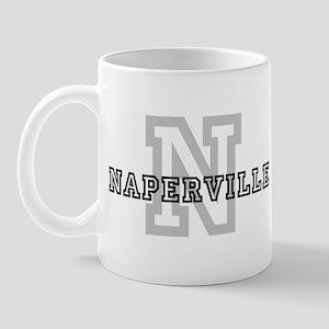 Letter N: Naperville Mug