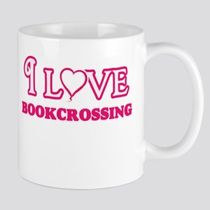 I Love Bookcrossing Mugs