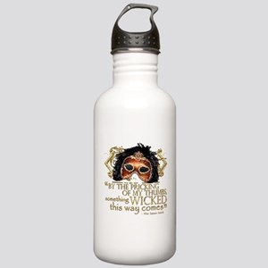 Macbeth Quote Stainless Water Bottle 1.0L