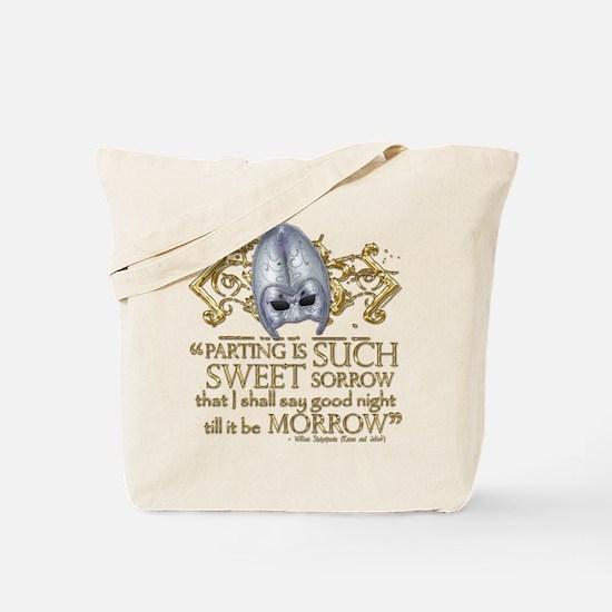 Romeo & Juliet Tote Bag
