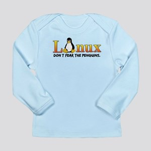 Linux Long Sleeve Infant T-Shirt